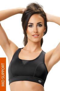 Sportovní podprsenka Dry Sport Bra černá a5888cfd23